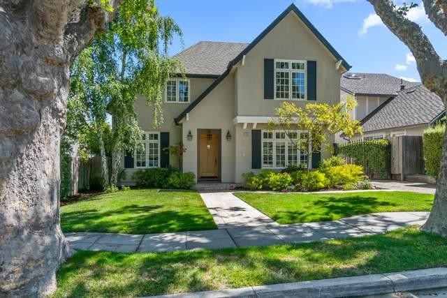 1456 Cabrillo Ave, Burlingame, CA 94010 (#ML81797482) :: The Gilmartin Group