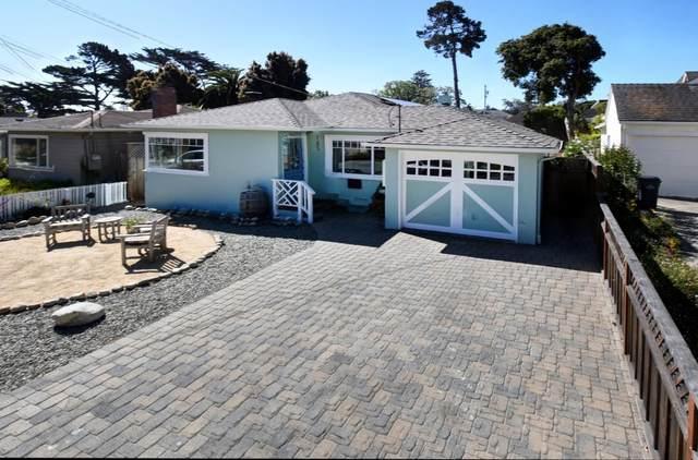 745 Bayview Ave, Pacific Grove, CA 93950 (#ML81797522) :: Alex Brant Properties