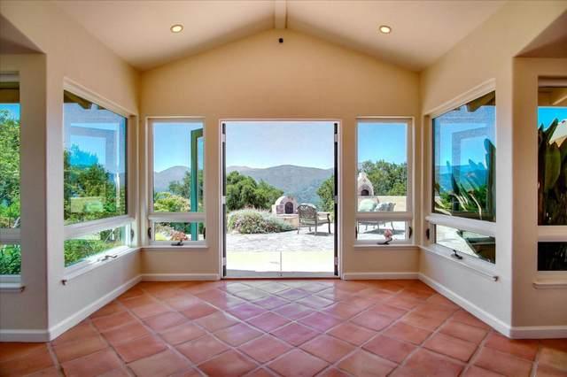 335 El Caminito Rd, Carmel Valley, CA 93924 (#ML81797846) :: Alex Brant Properties