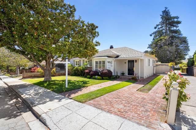 1713 Ray Dr, Burlingame, CA 94010 (#ML81797877) :: The Kulda Real Estate Group