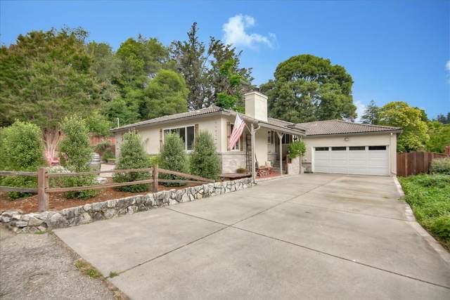200 El Solyo Heights Dr, Felton, CA 95018 (#ML81798016) :: Alex Brant Properties