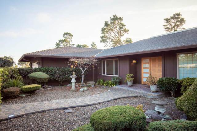 3850 Via Mar Monte, Carmel, CA 93923 (#ML81798076) :: The Sean Cooper Real Estate Group