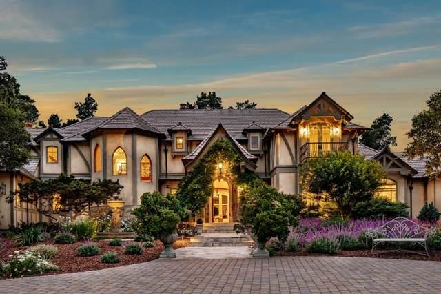 24316 Monterra Woods Rd, Monterey, CA 93940 (#ML81798120) :: Strock Real Estate