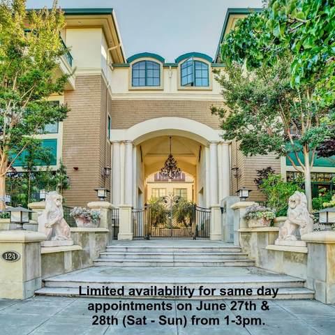 124 2nd St 11, Los Altos, CA 94022 (#ML81798189) :: Strock Real Estate