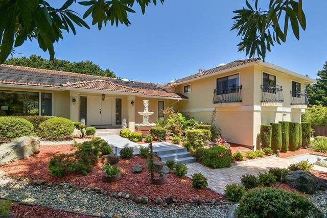 1255 Buckingham Way, Hillsborough, CA 94010 (#ML81798211) :: Alex Brant Properties