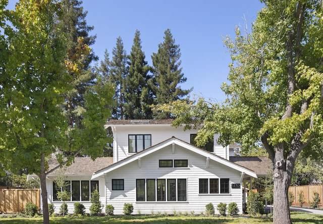 1432 Webster St, Palo Alto, CA 94301 (#ML81798271) :: Intero Real Estate