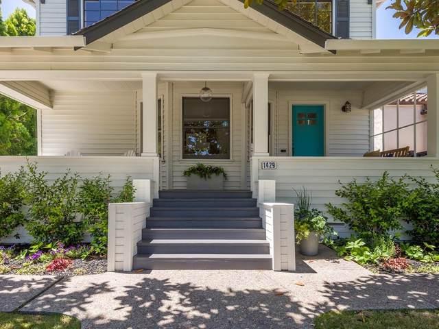1429 Cortez Ave, Burlingame, CA 94010 (#ML81798434) :: The Kulda Real Estate Group