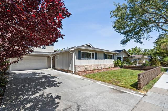 2061 Anthony Dr, Campbell, CA 95008 (#ML81798503) :: Intero Real Estate