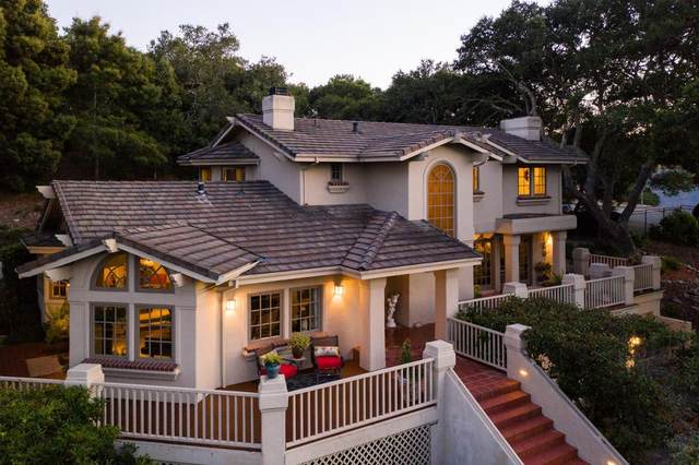 11899 Saddle Rd, Monterey, CA 93940 (#ML81798509) :: Strock Real Estate