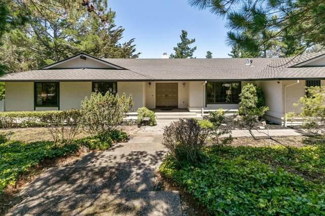 1650 Marlborough Rd, Hillsborough, CA 94010 (#ML81798553) :: The Gilmartin Group