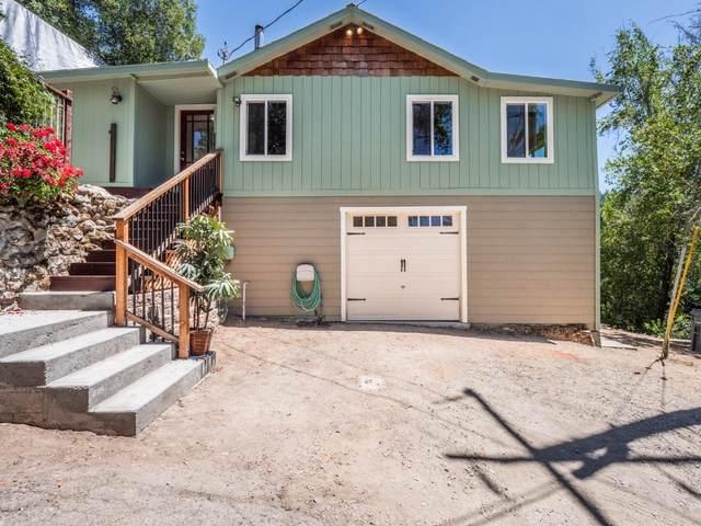 160 Riverview Dr, Boulder Creek, CA 95006 (#ML81798684) :: Alex Brant Properties