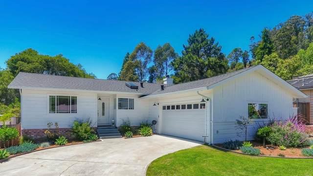 119 Prospect Ct, Santa Cruz, CA 95065 (#ML81798888) :: Strock Real Estate