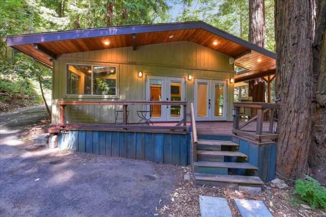18725 Highway 9, Boulder Creek, CA 95006 (#ML81798902) :: Alex Brant Properties