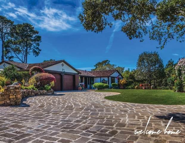 1340 Jacks Rd, Monterey, CA 93940 (#ML81799252) :: Alex Brant Properties