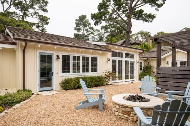 0 Lincoln 5 Se Of 12th Ave, Carmel, CA 93923 (#ML81799295) :: Alex Brant Properties
