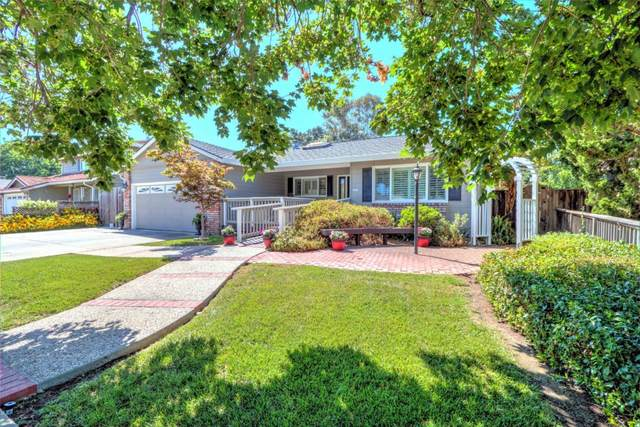 1362 Rodney Dr, San Jose, CA 95118 (#ML81799463) :: Intero Real Estate