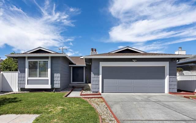 207 N Quebec St, San Mateo, CA 94401 (#ML81799503) :: The Kulda Real Estate Group