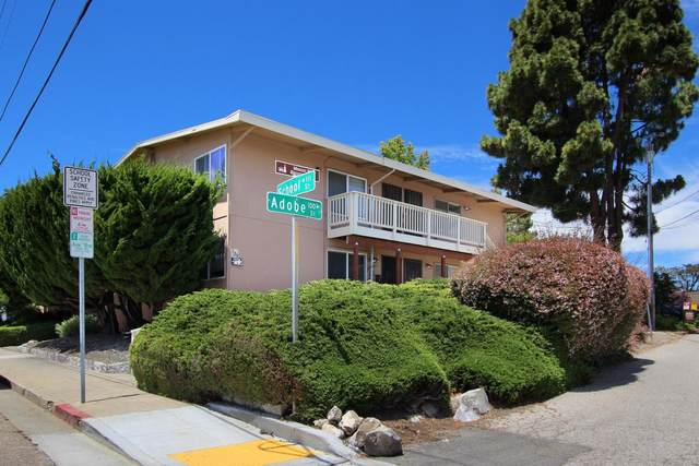 139 School St, Santa Cruz, CA 95060 (#ML81799971) :: The Sean Cooper Real Estate Group