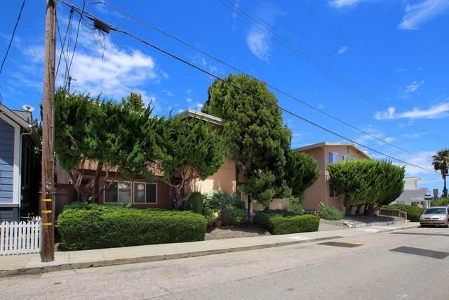 135 School St, Santa Cruz, CA 95060 (#ML81799982) :: The Sean Cooper Real Estate Group