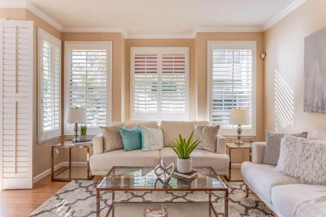 601 Baltic Cir 601, Redwood Shores, CA 94065 (#ML81800100) :: Alex Brant Properties