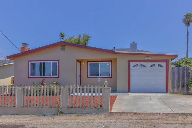 1466 Luxton St, Seaside, CA 93955 (#ML81800181) :: Alex Brant Properties