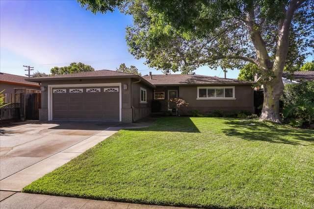 1683 Catalonia Way, San Jose, CA 95125 (#ML81800232) :: Real Estate Experts
