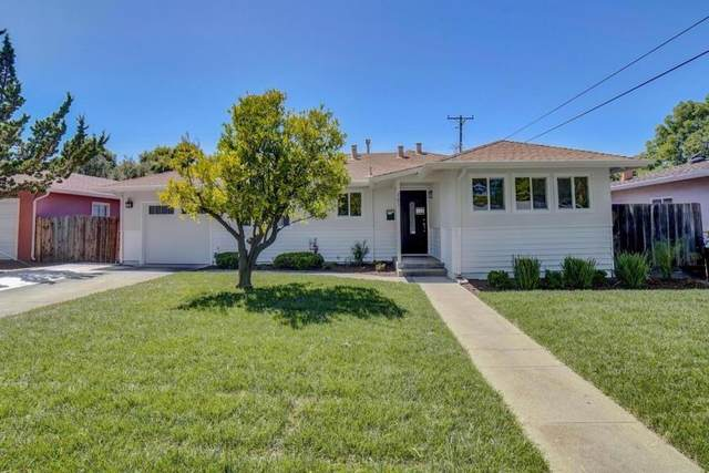 703 Lois Ave, Sunnyvale, CA 94087 (#ML81800253) :: Real Estate Experts
