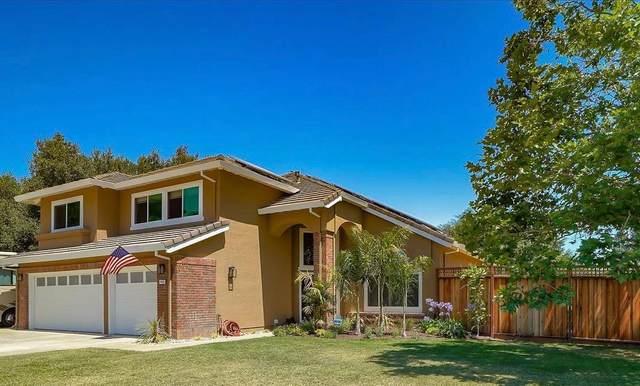 1950 Diana Ave, Morgan Hill, CA 95037 (#ML81800293) :: Real Estate Experts