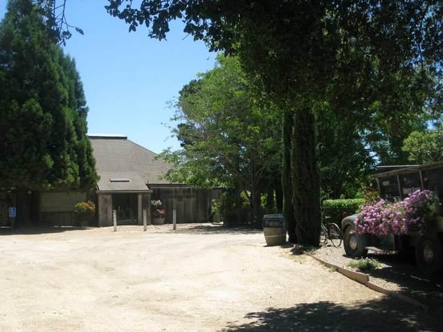 25 Pilot Rd 25, Carmel Valley, CA 93924 (#ML81800335) :: Alex Brant Properties