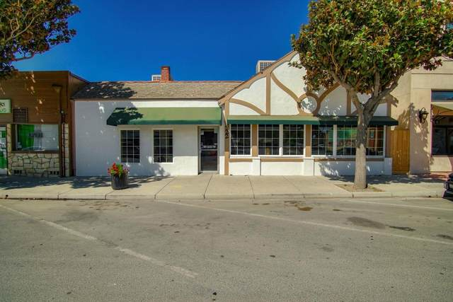 322 Broadway St, King City, CA 93930 (#ML81800465) :: Intero Real Estate