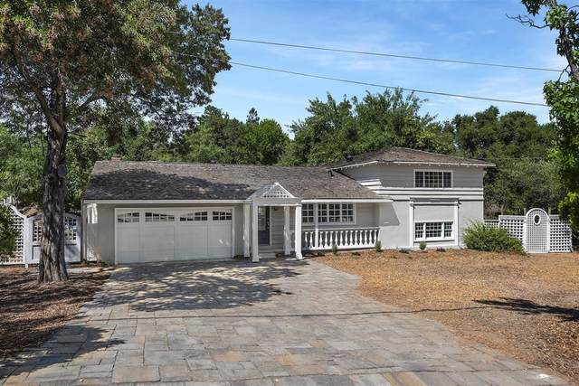 19680 Crestbrook Dr, Saratoga, CA 95070 (#ML81800482) :: The Sean Cooper Real Estate Group