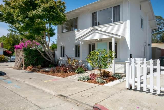 103 & 107 Park Ave, Santa Cruz, CA 95062 (#ML81800517) :: The Sean Cooper Real Estate Group