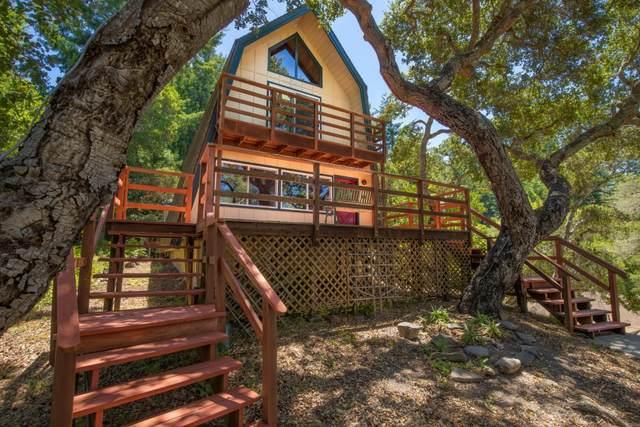 3106 Glen Canyon Rd, Scotts Valley, CA 95066 (#ML81800580) :: Strock Real Estate