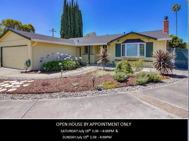 4885 Jarvis Ave, San Jose, CA 95118 (#ML81800634) :: The Sean Cooper Real Estate Group