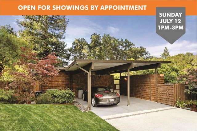 204 La Cuesta Dr, Portola Valley, CA 94028 (#ML81800676) :: The Sean Cooper Real Estate Group