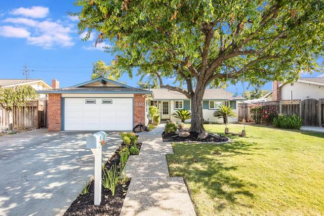 2162 Ebbesen Ave, San Jose, CA 95124 (#ML81800708) :: The Sean Cooper Real Estate Group