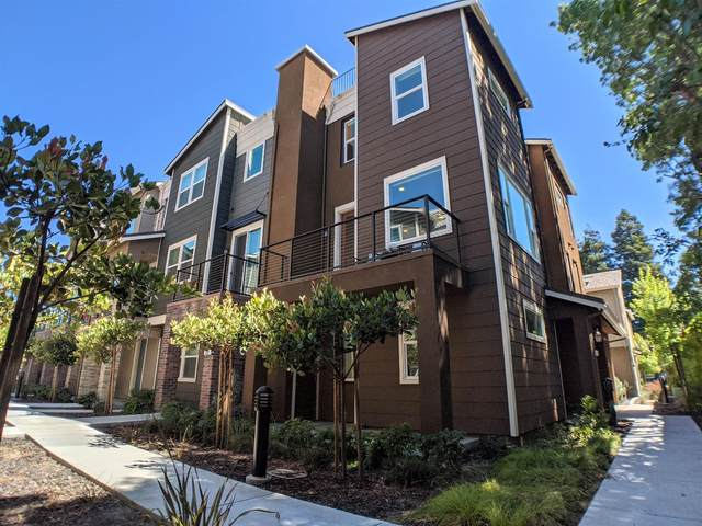 321 Charles Morris Ter, Sunnyvale, CA 94085 (#ML81801125) :: The Realty Society