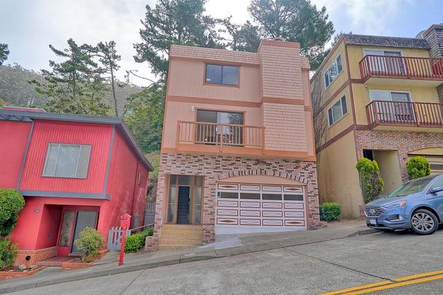 340 Warren Dr, San Francisco, CA 94131 (#ML81801149) :: The Realty Society