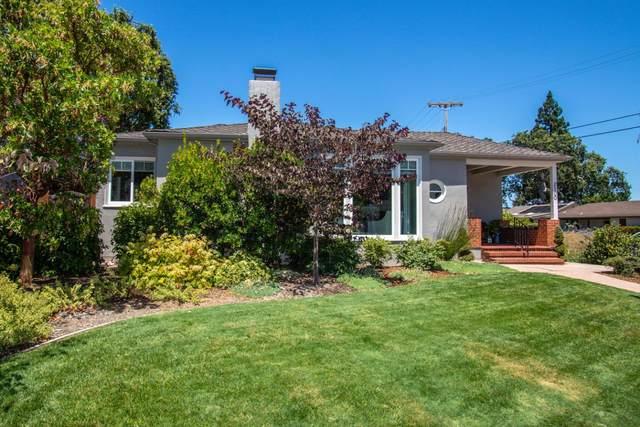 2100 Eaton Ave, San Carlos, CA 94070 (#ML81801247) :: Team Olga