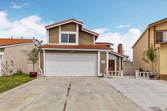 1672 Briarcrest Ct, San Jose, CA 95131 (#ML81801256) :: The Realty Society