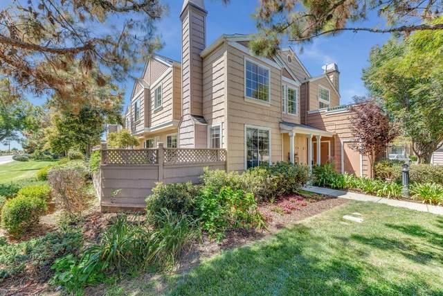 104 Camerota Way, Redwood Shores, CA 94065 (#ML81801835) :: Alex Brant Properties
