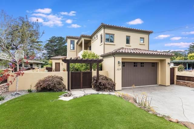 329 Los Altos Dr, Aptos, CA 95003 (#ML81802013) :: Schneider Estates