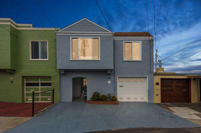 22 Vernon St, San Francisco, CA 94132 (#ML81802335) :: Alex Brant