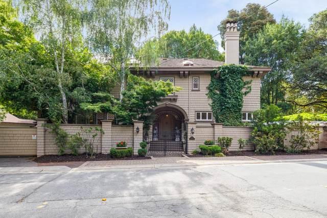 91 Crystal Springs Rd, Hillsborough, CA 94010 (#ML81802723) :: The Kulda Real Estate Group