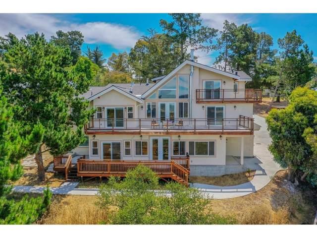 380 El Caminito Rd, Carmel Valley, CA 93924 (#ML81802768) :: The Realty Society