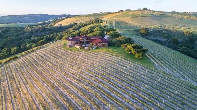 16 Oak Meadow Ln, Carmel Valley, CA 93924 (#ML81802923) :: Robert Balina | Synergize Realty