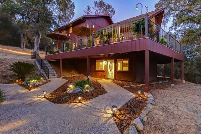 13368 Wolverine Pl, Grass Valley, CA 95949 (#ML81803271) :: The Sean Cooper Real Estate Group
