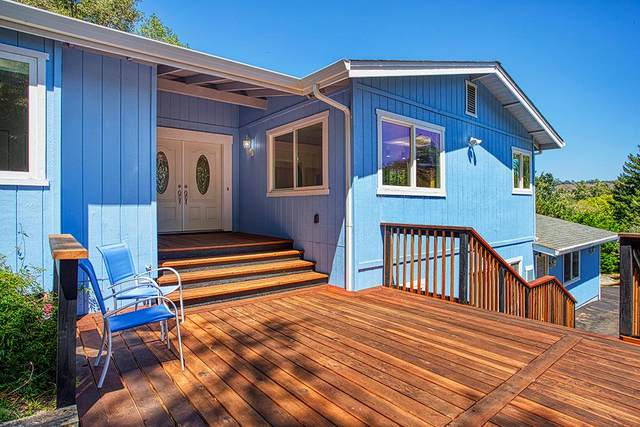 271 Eureka Canyon Rd, Watsonville, CA 95076 (#ML81803545) :: The Sean Cooper Real Estate Group