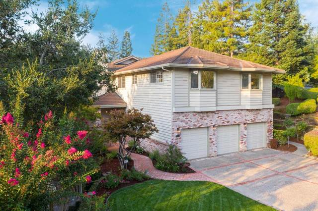 15768 Oak Knoll Ct, Los Gatos, CA 95030 (#ML81803555) :: The Sean Cooper Real Estate Group