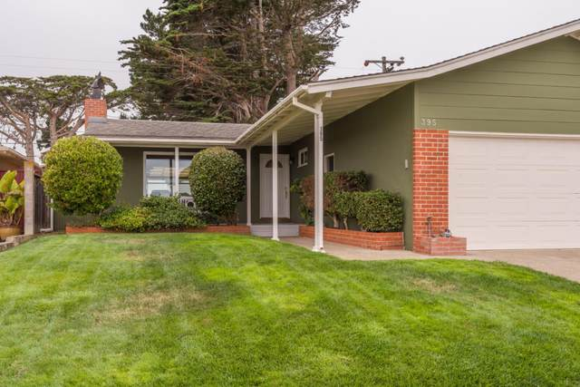 395 Holly Ave, South San Francisco, CA 94080 (#ML81804015) :: Strock Real Estate